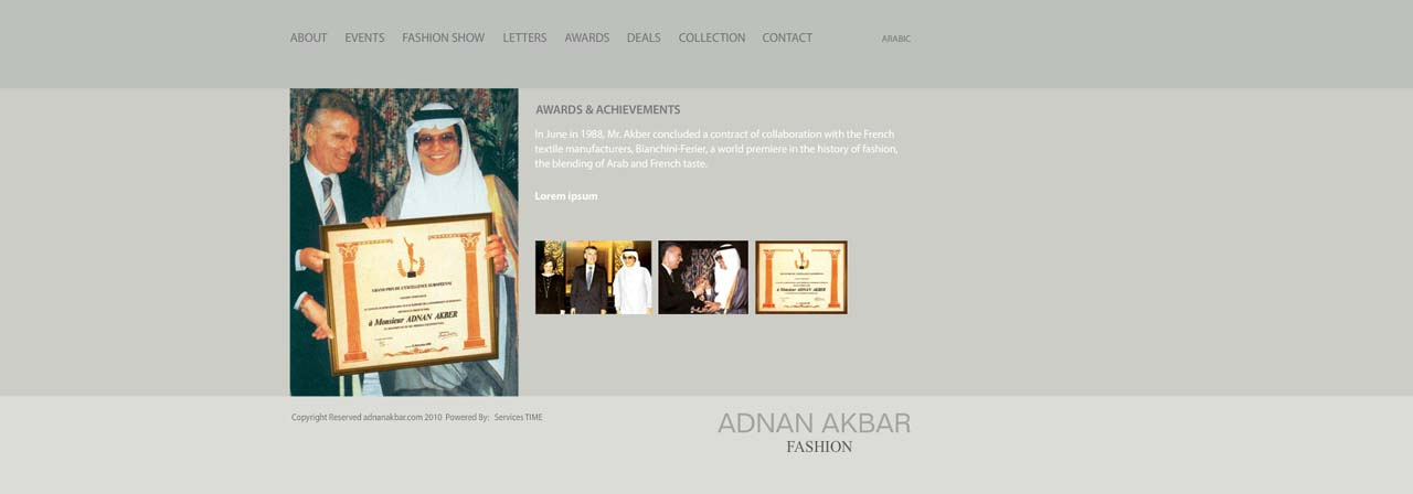 Adnan Akbar Fashion